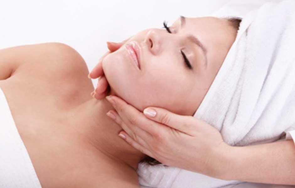 Impression Massage Hals