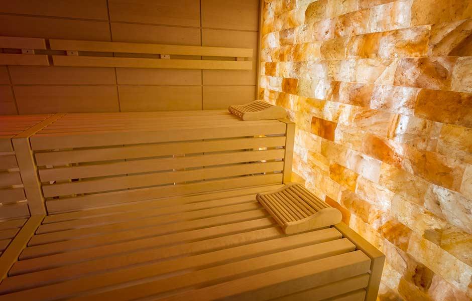 Impression SaunaWelt Innenbereich