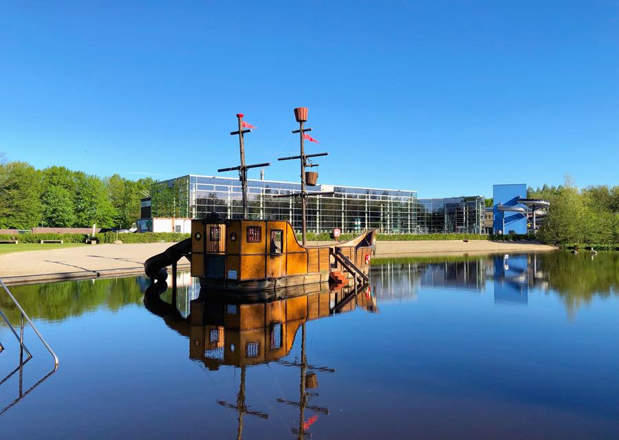 Piratenschiff im OLantis