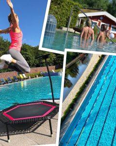 Kurse, Schwimmen, Sauna mit der Goldmitgliedschaft in der OLantis SportWelt