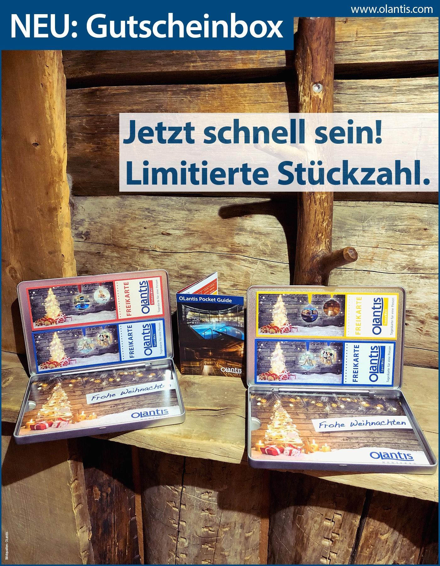OLantis Sauna Geschenk-Set