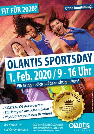 Sportsday 2020