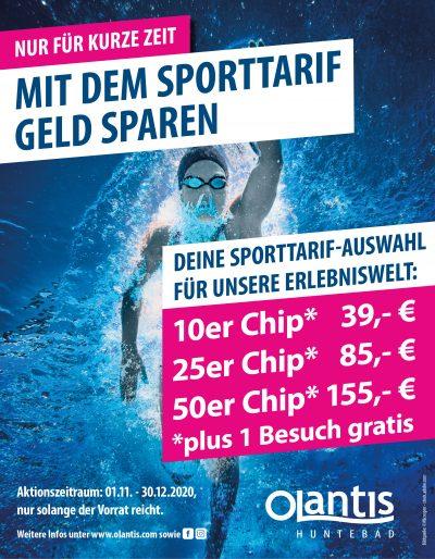 Sporttarif-Chips 2020