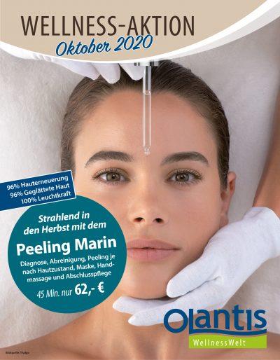WellnessWelt-Aktion Oktober 2020