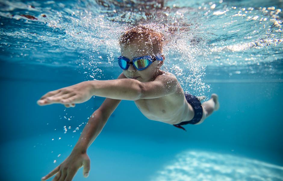 Schwimmkurs Bronzejäger