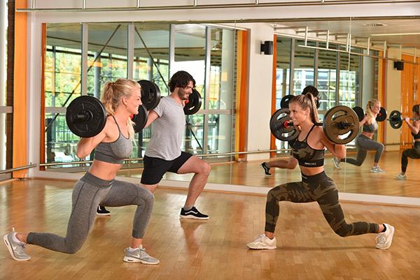 Sportkurse und Workshops der Olantis Sportwelt