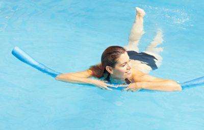 Aqua Fitness nach der Schwangerschaft