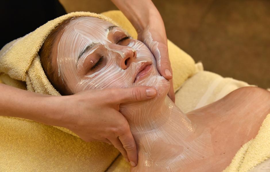 Impression Massage Gesicht-Hals-Dekolleté