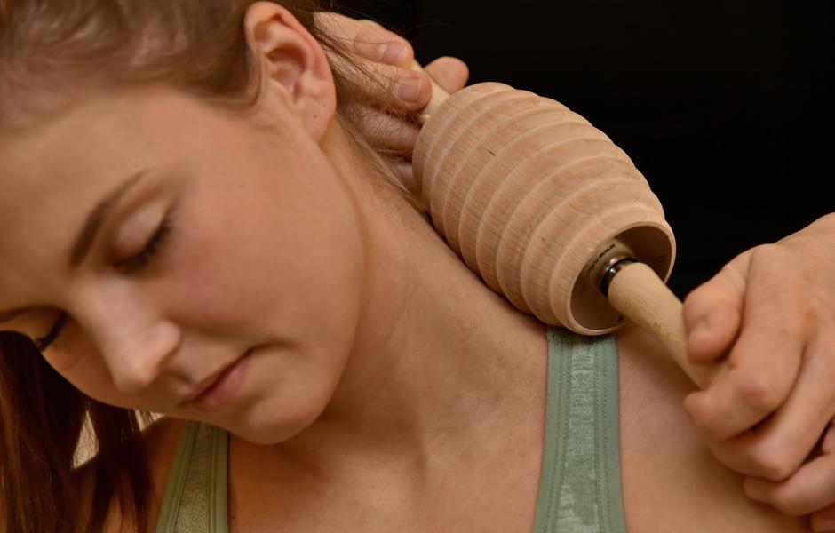 Impression Faszienmassage