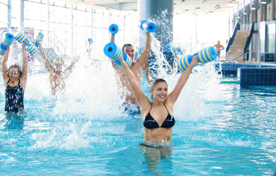 Aqua-Fitness-Kurs