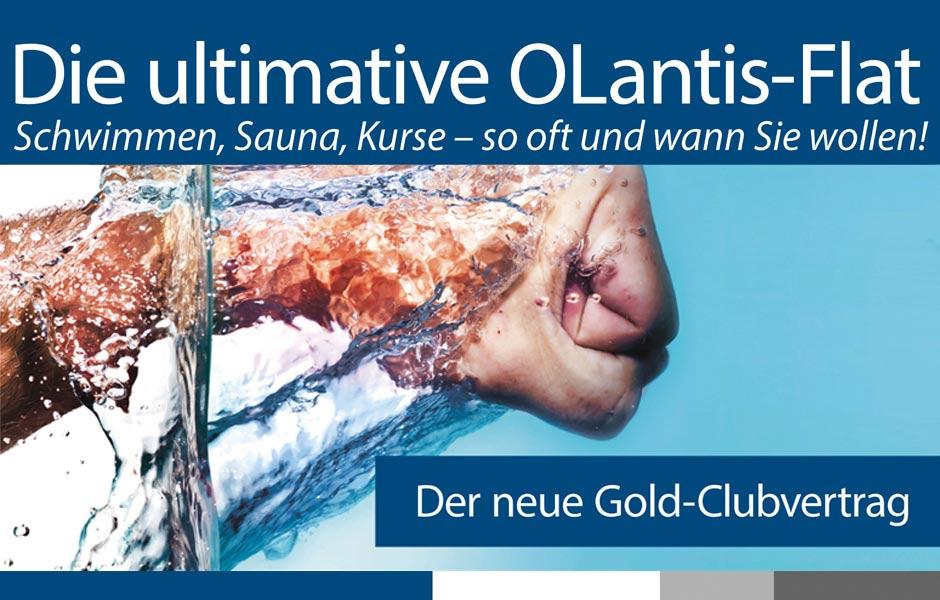 OLantis Gold Clubvertrag