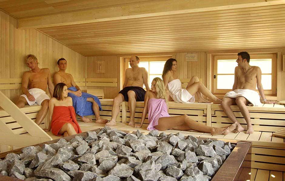 Impression SaunaWelt Gruppe
