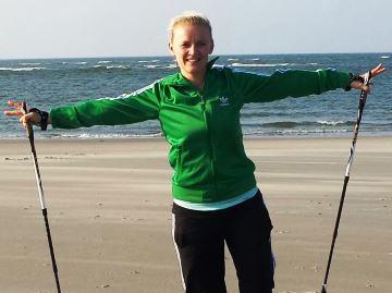 Nordic Walking auf Langeoog